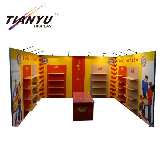 Tianyu Design-Messestand für Messe